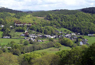 Pepper House Bed and Breakfast in Grizedale Forest